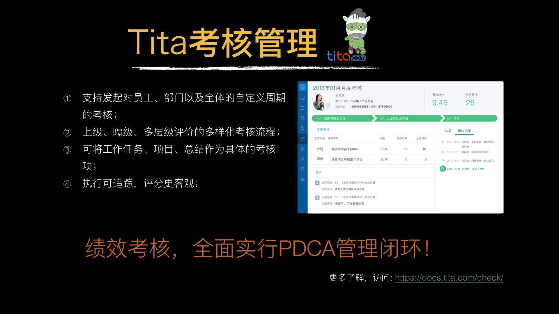 绩效考核   tita.com