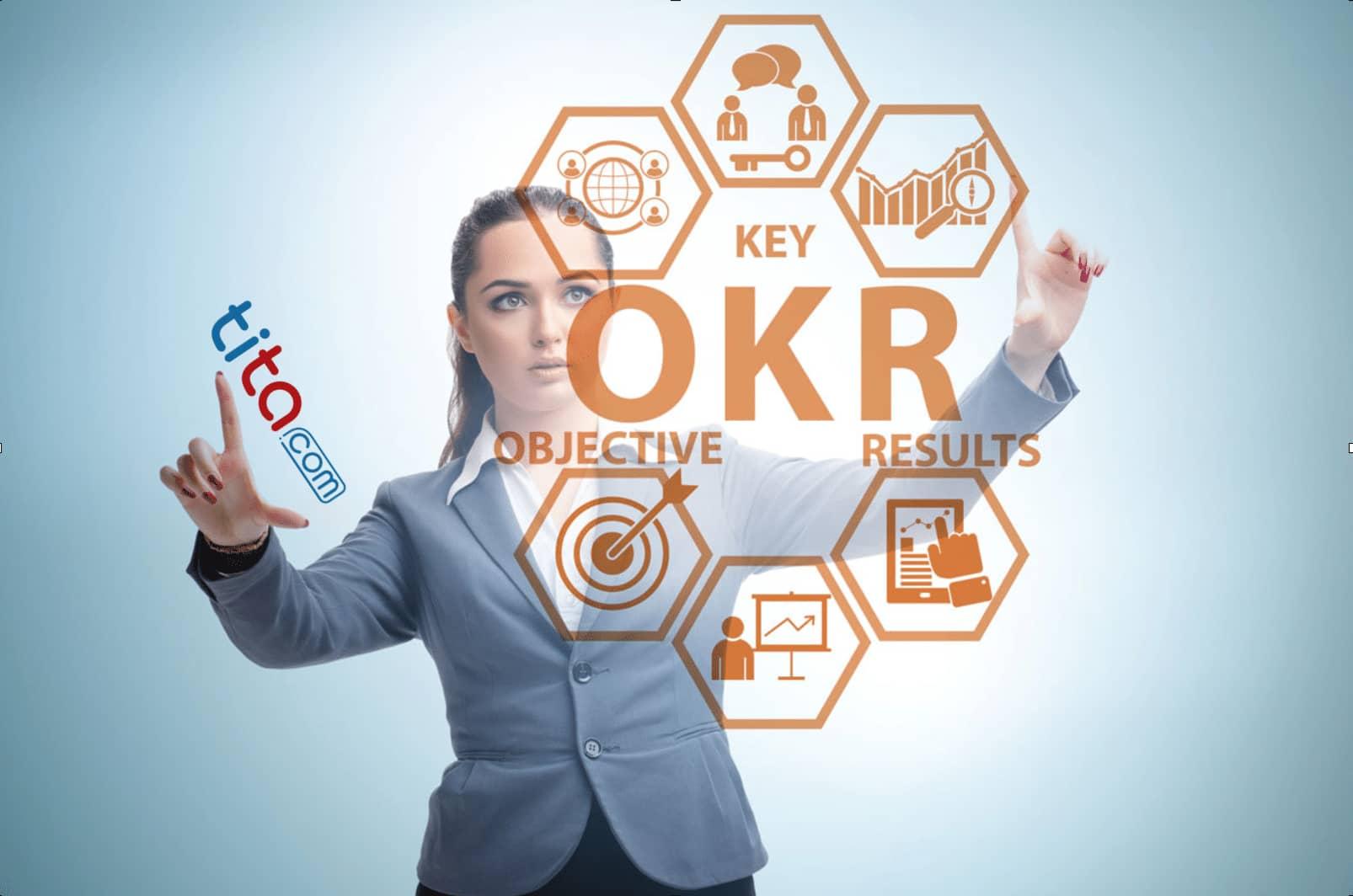 房地产公司的 OKR 案例
