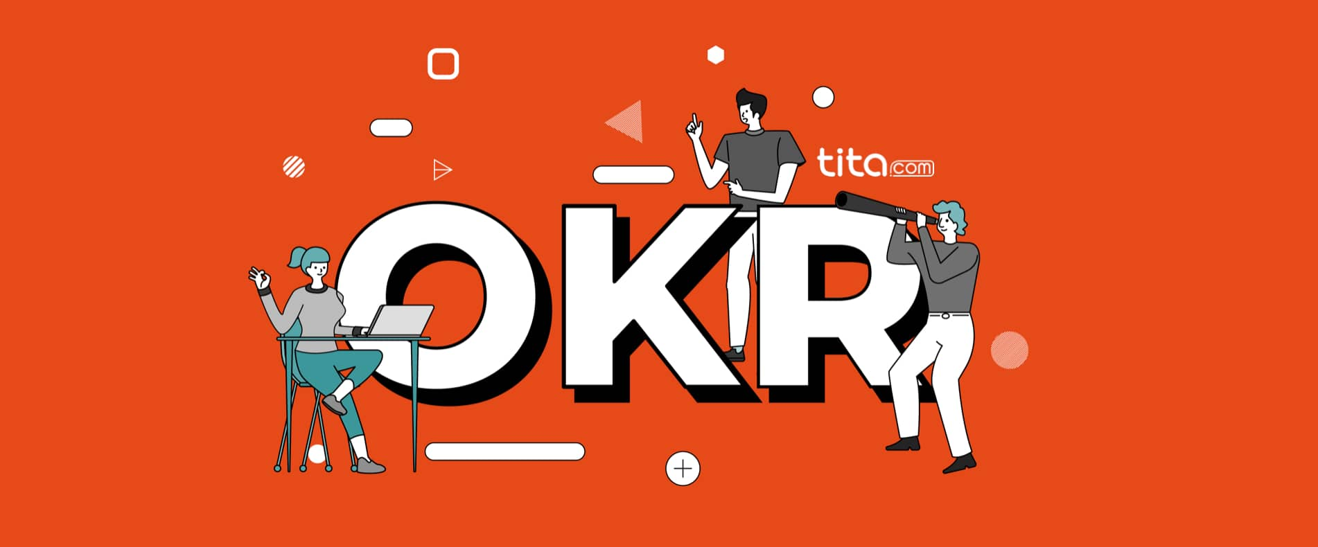 企业培训部的 OKR 案例