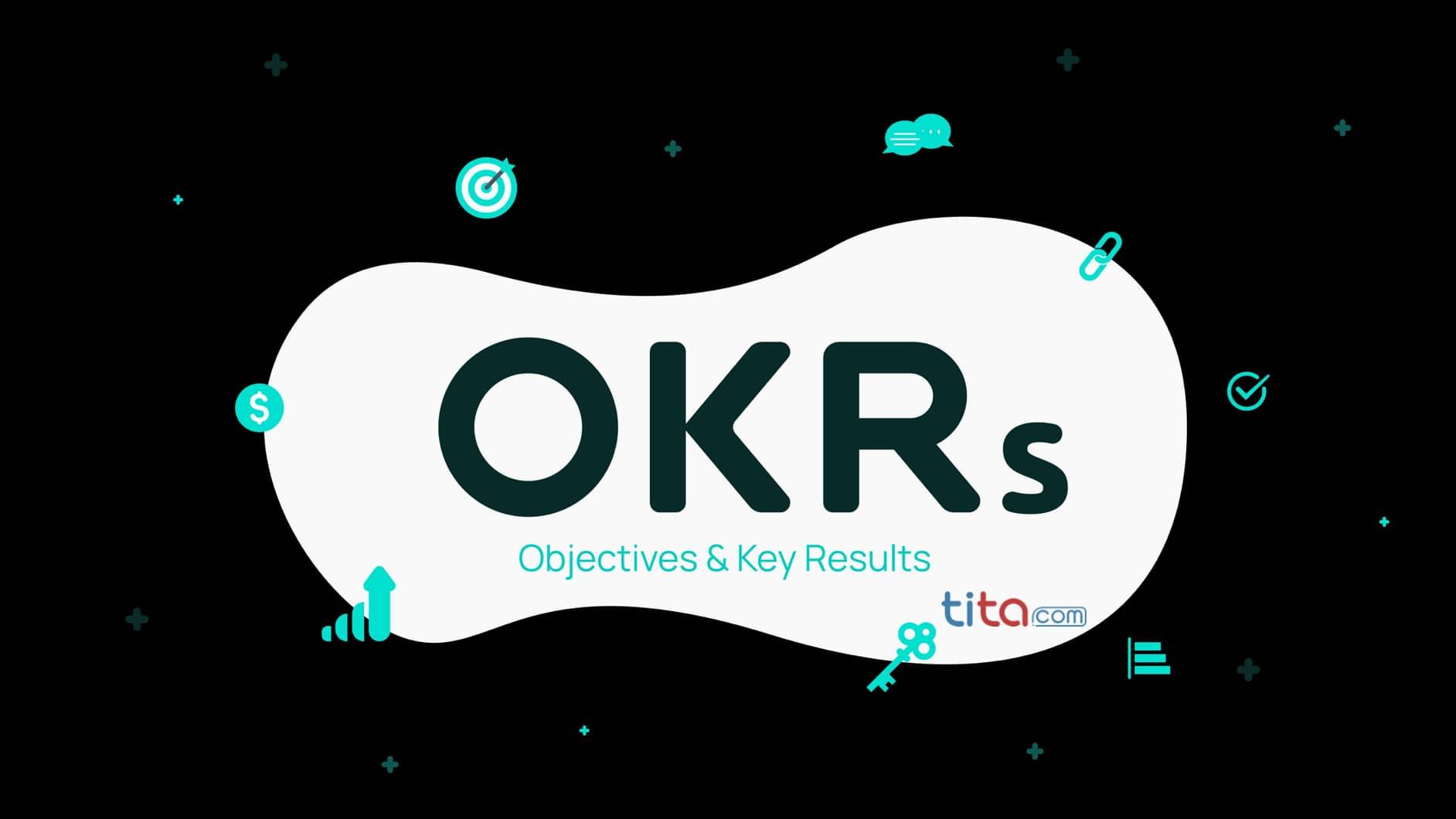 市场营销团队的 OKR 案例