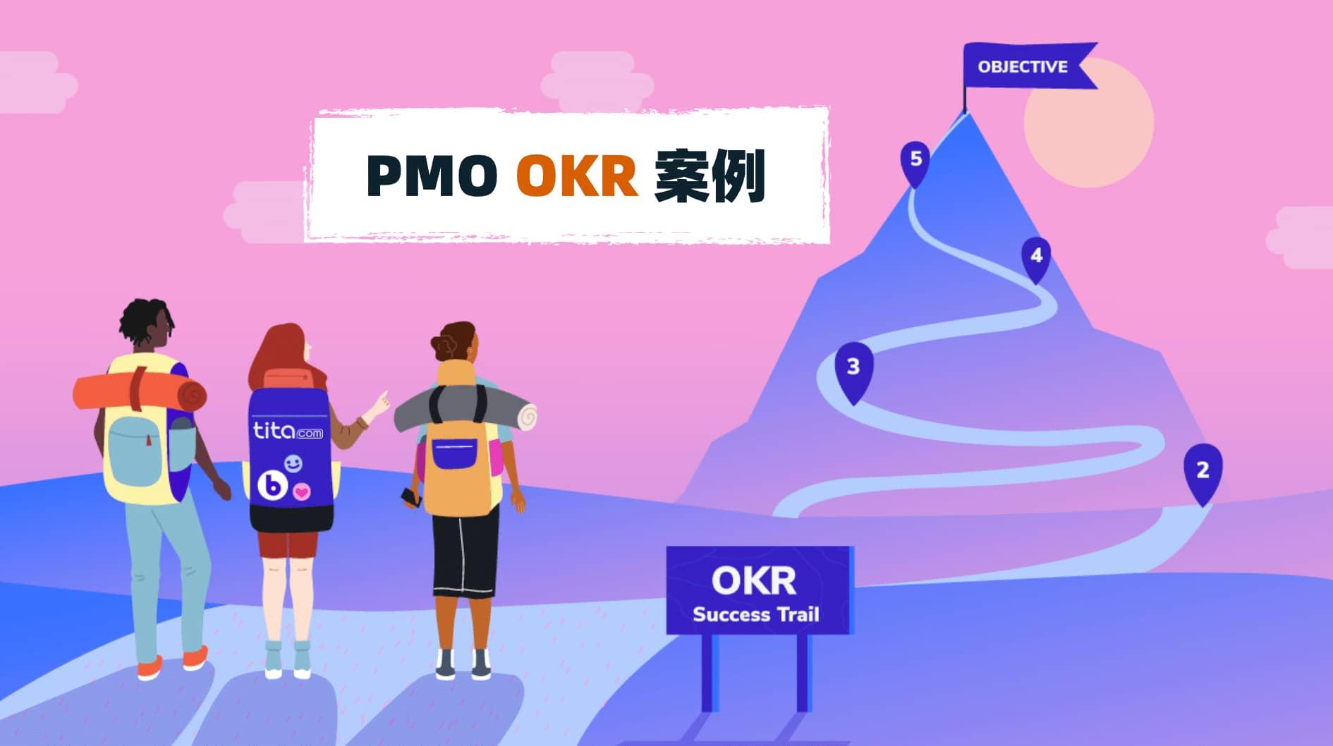 最新PMO项目管理OKR案例库