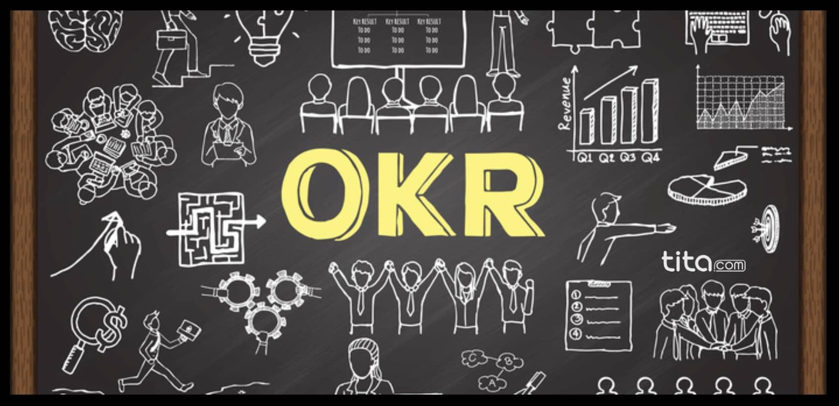 客户成功经理的 OKR 案例库