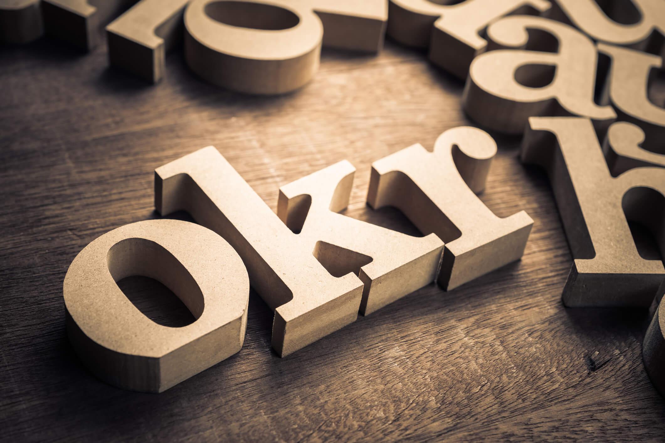 企业发展和商业决策的 OKR 案例